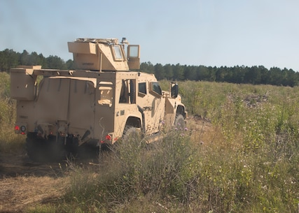 The JLTV is being fielded as a replacement for the High Mobility Multi-purpose Wheeled Vehicles currently in use at MCSFR.
