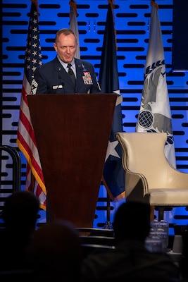 U.S. Air Force Chief Master Sgt. Jason France