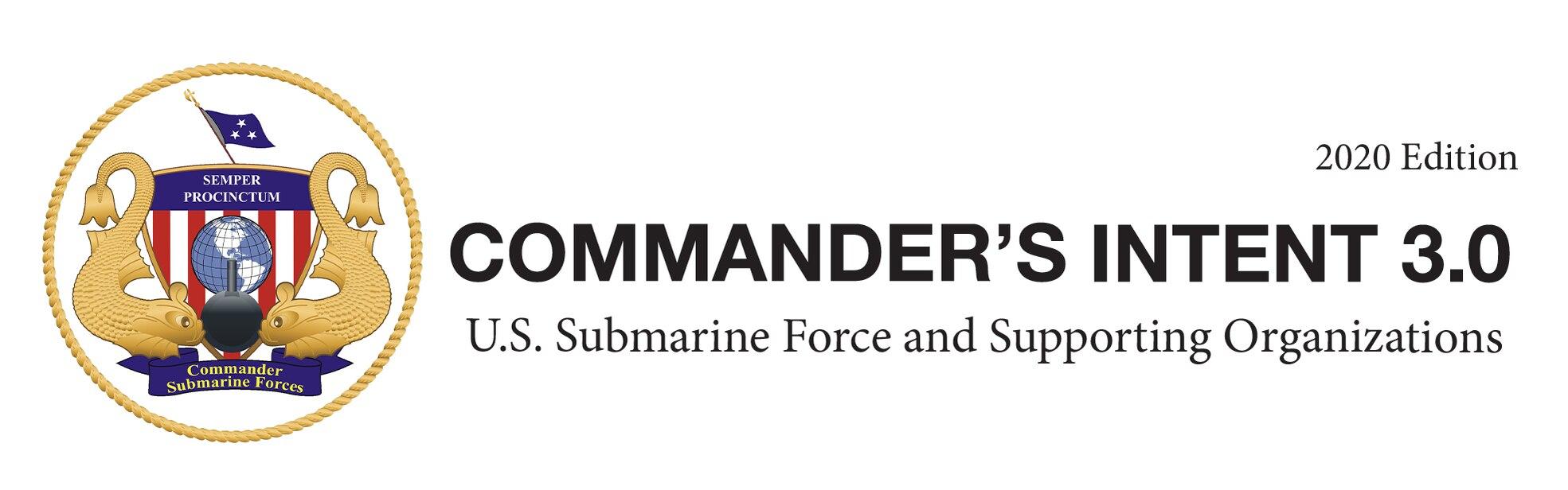 Commander's Intent 3.0