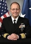Rear Admiral Michael Holland