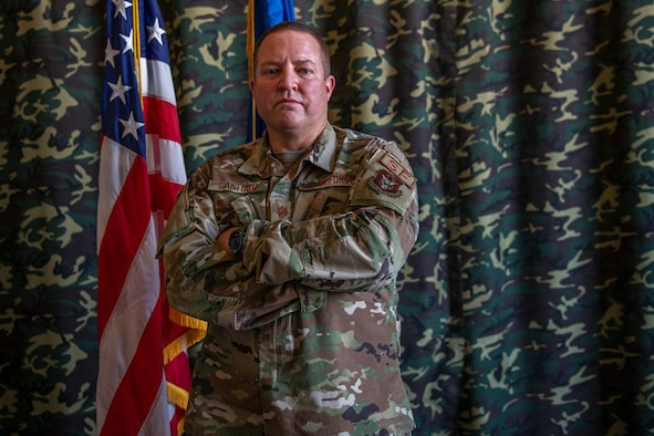 Maj. Robert Sanford, who serves part time as the 419th Security Forces Squadron commander at Hill Air Force Base, Utah, was recently appointed as a circuit court judge in Wyoming