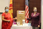United States Donates Locally Procured Personal Protective Equipment   to Support Sri Lanka's COVID-19 Response