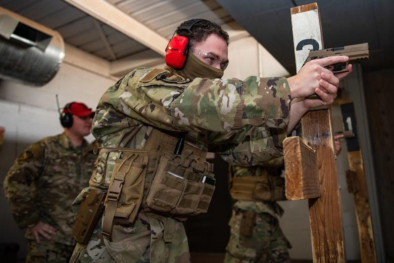 Cutting Edge Weapon, Next Level Defense