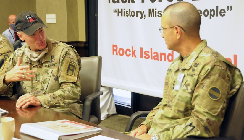 Working together: Lessons from First Army large-scale mobilization operation forum