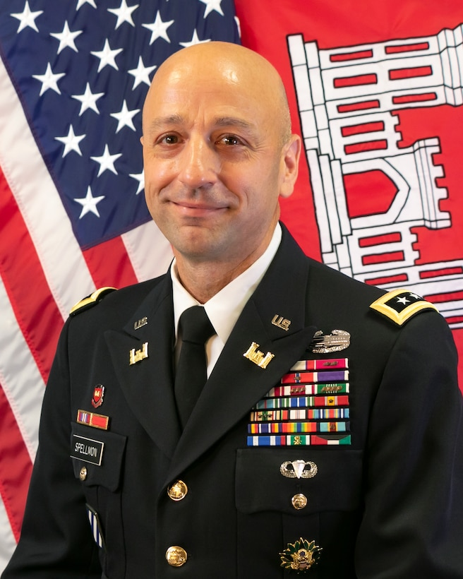 Lt. Gen. Scott A. Spellmon assumed his position as Chief of Engineers and Commanding General of the U.S. Army Corps of Engineers (USACE) on September 10, 2020. As the Chief of Engineers, an Army Staff Principal, he is responsible for more than 90,000 military engineers and advises the Secretary of the Army and other Principal Officials on matters related to general, combat and geospatial engineering as well as construction, real property, public infrastructure and natural resources science and management. As the USACE Commanding General, he is responsible for nearly 36,000 civilian employees and 800 military personnel who deliver a massive $68B portfolio including construction support, project management, science and engineering expertise in more than 110 countries.