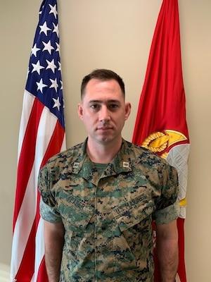 Inspector-Instructor, Golf Battery, 3rd Battalion, 14th Marines