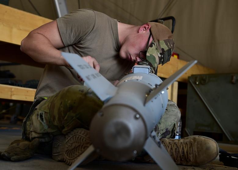 378 EMUNS build munitions for follow-on forces