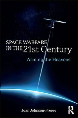 Cover of Space Warfare in the 21st Century