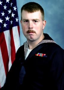 Portrait of Fireman Apprentice Gary Graham Swenchonis Jr