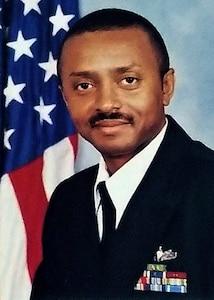 Portrait of Ensign Andrew Triplett