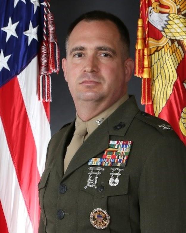 COLONEL MICHAEL S. CASTELLANO