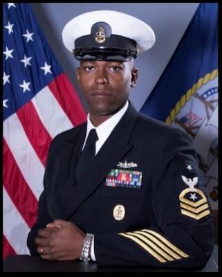Command Senior Chief Michael W. Maclin Sr.
