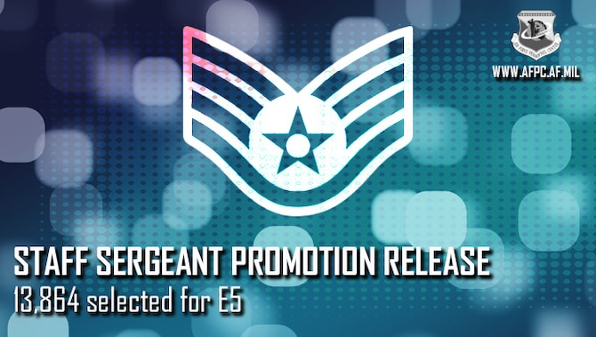 Staff Sergeant Promotion