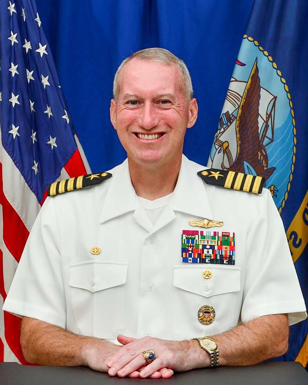 Capt. Samuel F. de Castro