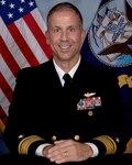 Rear Admiral Carl P. Chebi