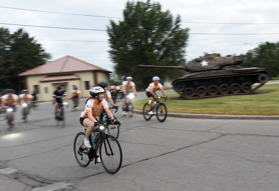 Fort Knox Cycling Club encourages greater participation in rides