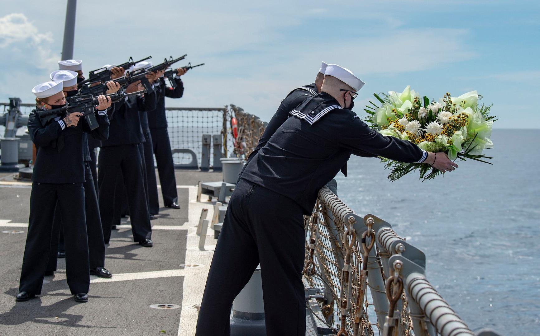 Battle of Leyte Gulf Commemoration