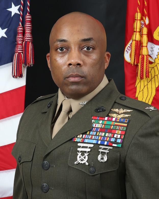 Colonel Marlin D. Williams