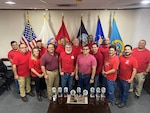 The Preservation, Packaging, Packing and Marking team of DLA Distribution Corpus Christi, Texas has earned the Frances L. Scranton Packaging Achievement Award