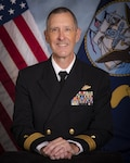 Rear Admiral Terry W. Eddinger