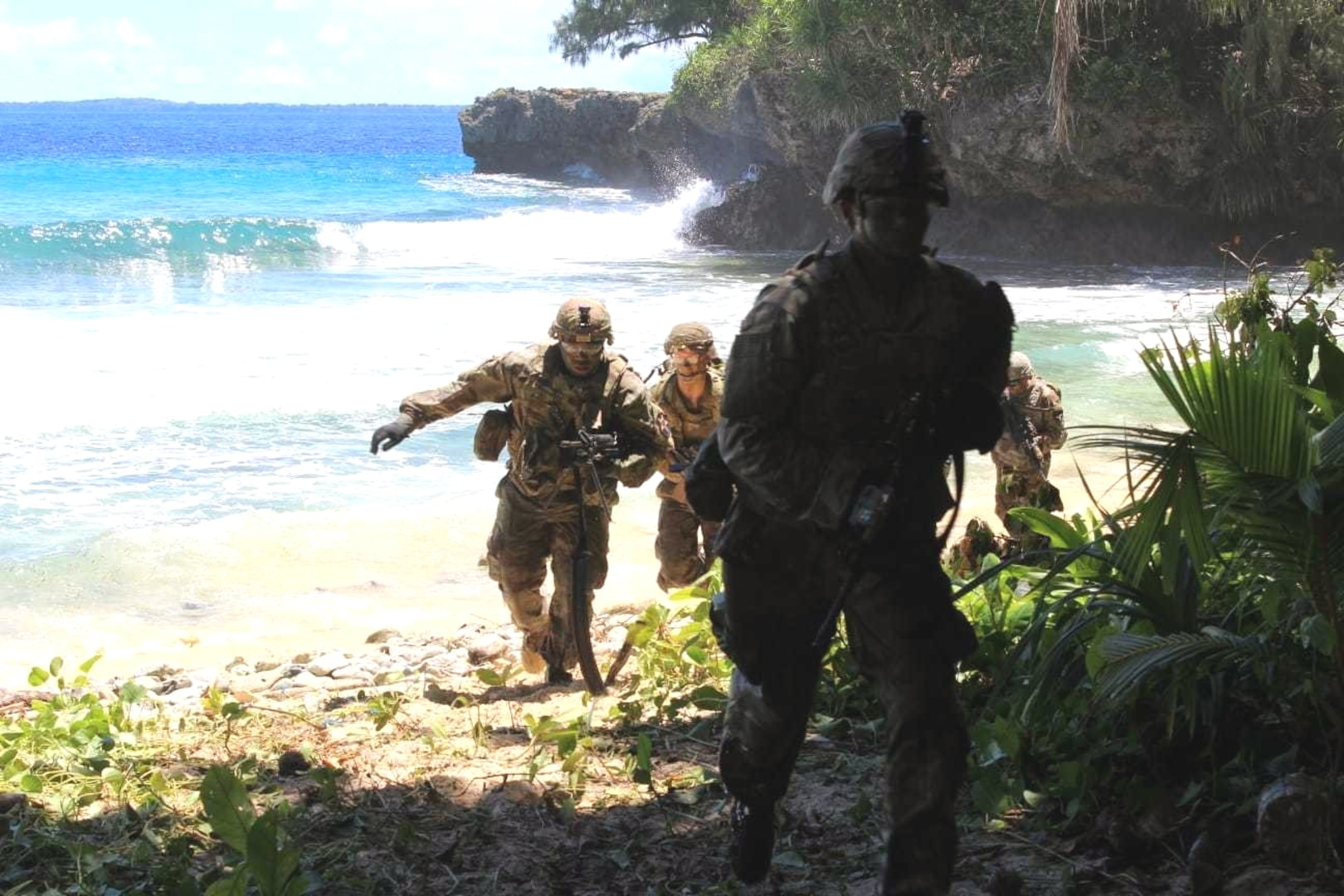 Defender Pacific 2020