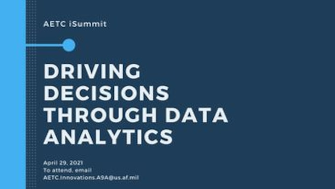 Graphic publicizing iSummit April 29 from 9 a.m. – 10:30 a.m. CST.