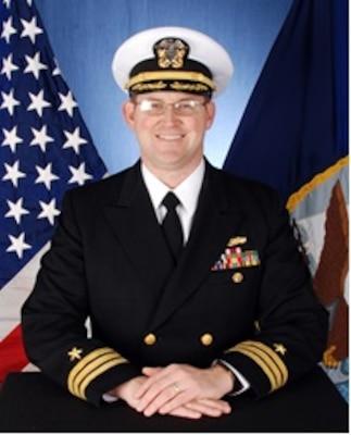 Captain Spencer P. Austin