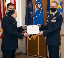 Onan promoted to lieutenant colonel