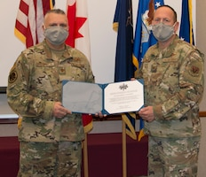 Scofield promoted to lieutenant colonel