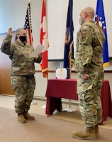 Cole promoted to major