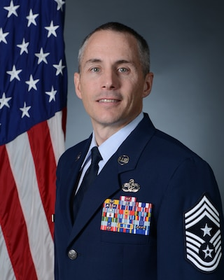 Command Chief Master Sgt. Winfield S. Hinkley Jr.