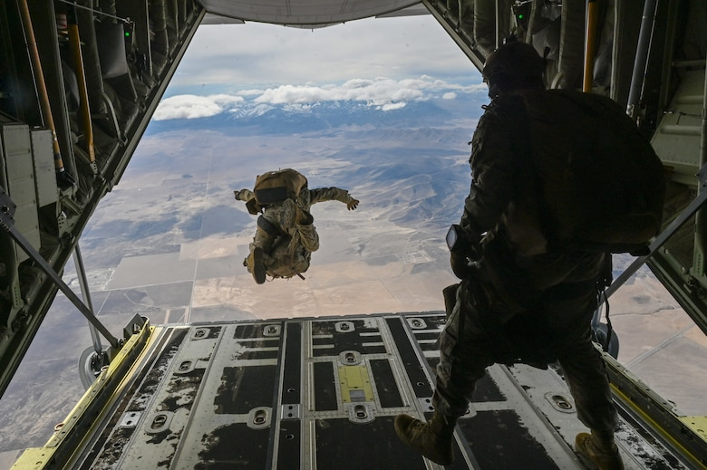 Airmen train together during 3 week exercise