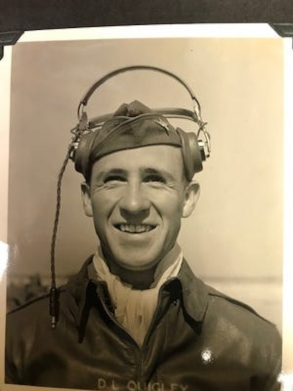 A photo of Retired Maj. Don Quigley