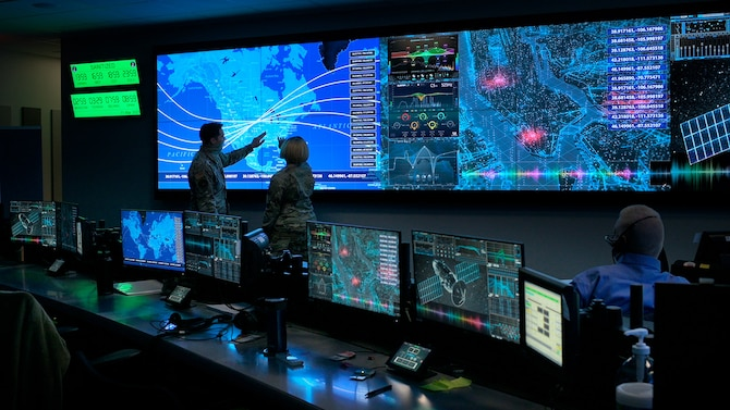 Global Lightning exercise tests multi-domain space capabilities