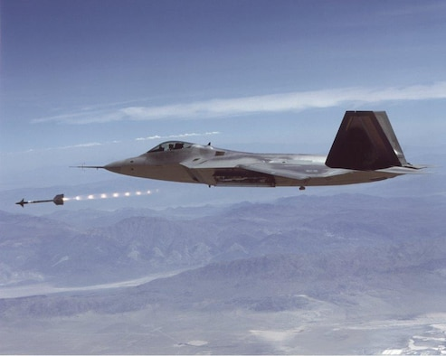 F-22 CTF