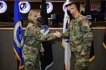 Leader recognizes military member's action to help