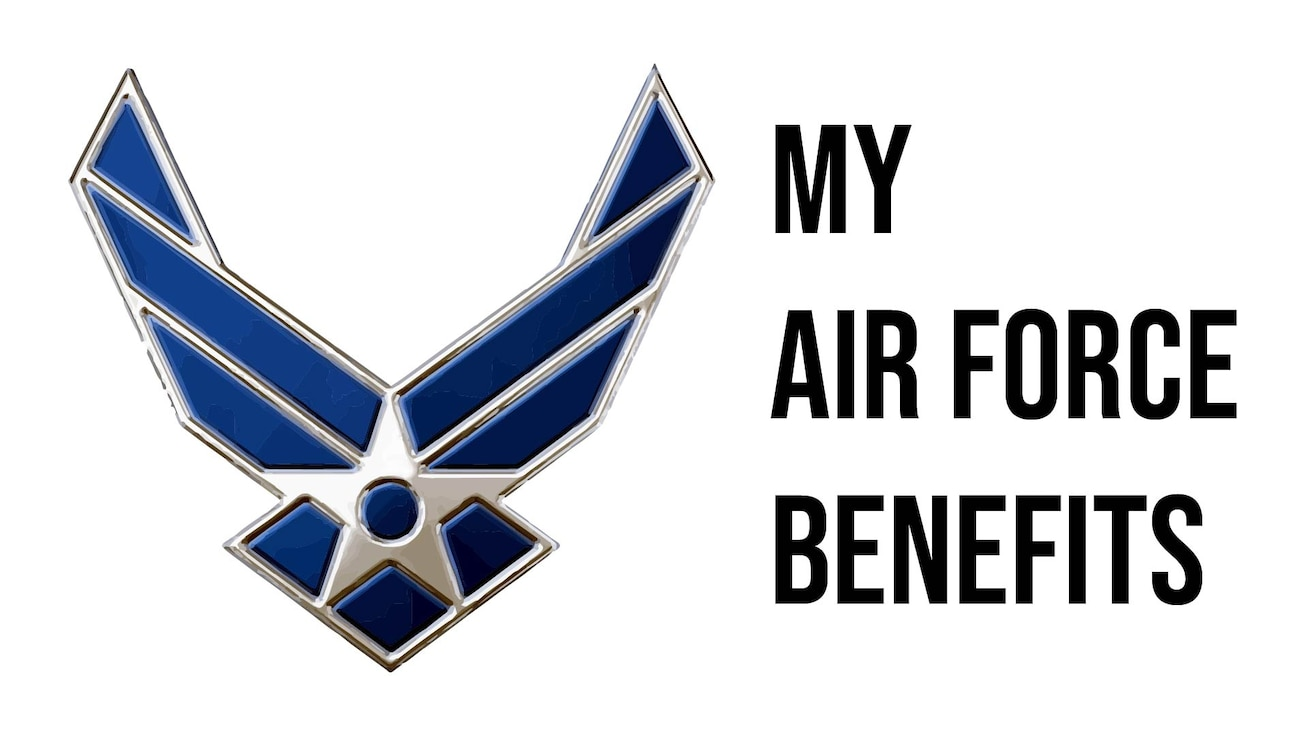 air force logo and text