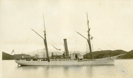 USRC Perry off Unalaska