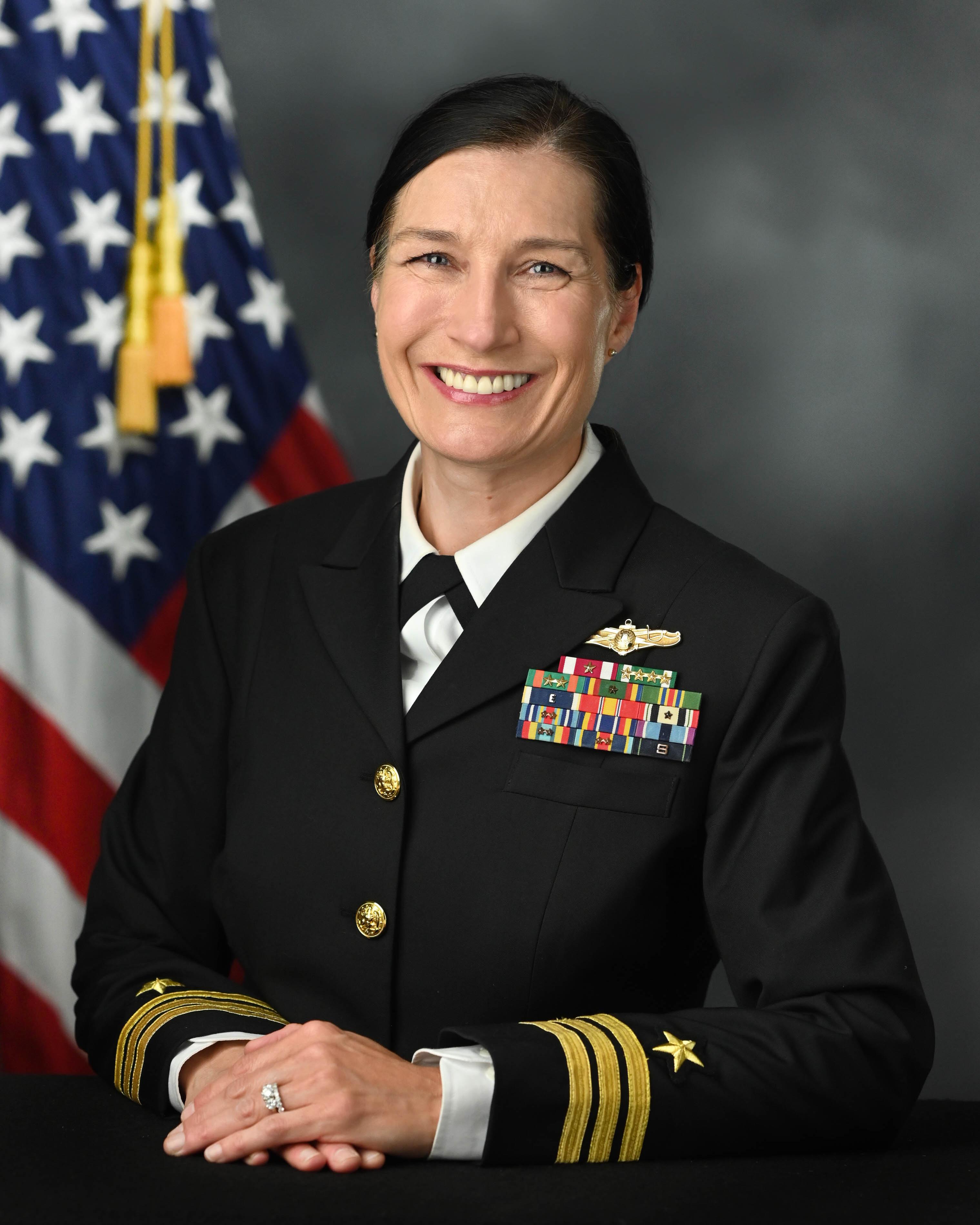 Commanding Officer Hopper Information Services Center