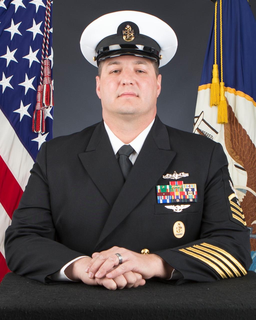 CMDCS David C. Hyatt