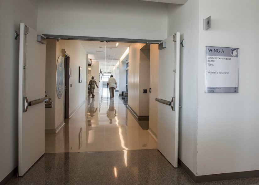The TRICARE Operations and Patient Administration office, located on the third floor of Wilford Hall Ambulatory Surgical Center, creates, maintains and quality checks all written medical records, and handles medical examination boards.