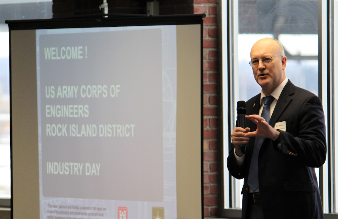 Rock Island District Industry Day
