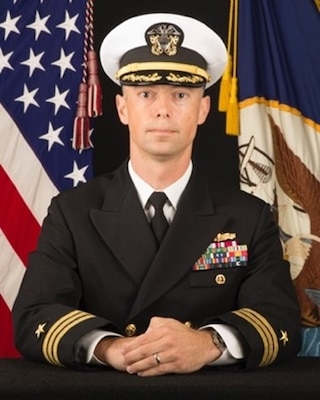 CDR David J. Catterall