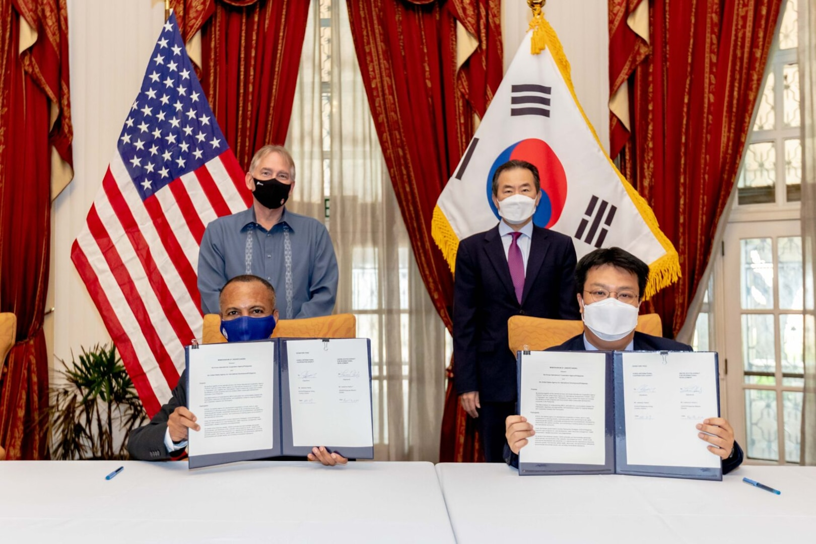 United States and Korea Partner to Advance Development Priorities in the Philippines