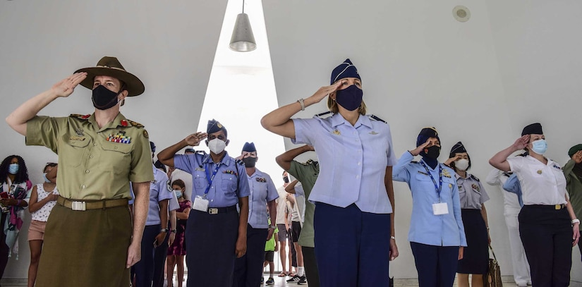 PACAF hosts historic Women, Peace, and Security Symposium