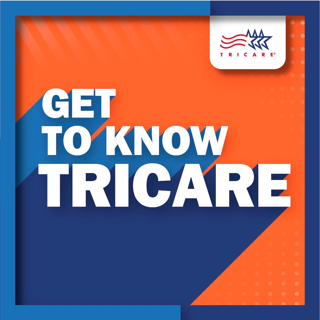 Get to Know TRICARE podcast logo