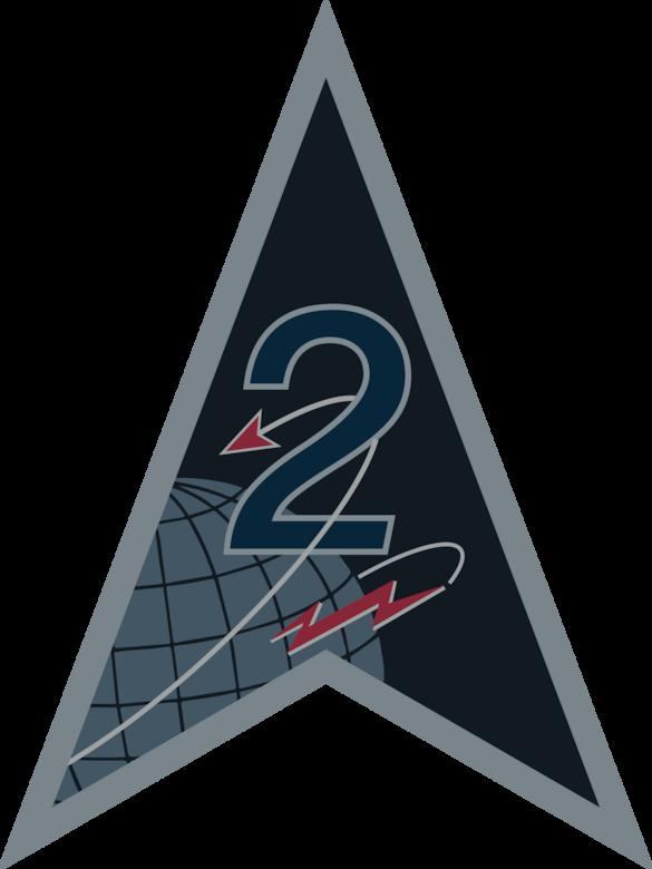 Space Delta 2 monitors deep space