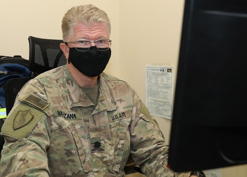 Army Reserve doctor looks back at Camp Afijan tour, vaccines, ambassador's thanks