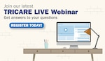 Register for TRICARE webinar promotion
