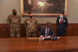 Gov Gordon signs HB 57